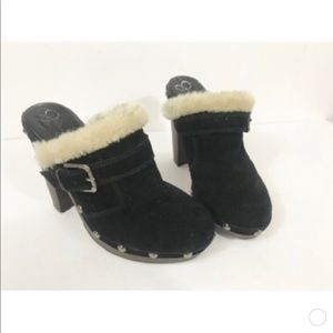 Jessica Simpson City Cat Mules